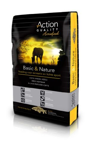 Action Quality Basic & Nature 20kg € 9.50