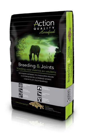 Action Quality Breeding en Joints 20kg € 12.00